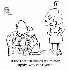 Image result for money supply cartoons