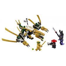 <b>Lego Ninjago Золотой</b> Дракон <b>конструктор</b> 70666 купить в ...