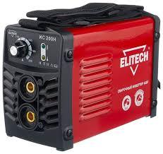 <b>Сварочный аппарат ELITECH ИС</b> 200Н (TIG, MMA) — купить по ...