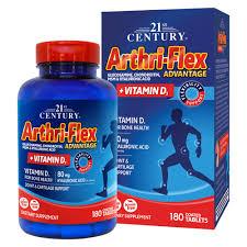 <b>Arthri</b>-<b>Flex Advantage</b> + <b>витамин</b> D3 180 таб. 21st Century