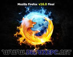 Firefox 16.0.1 Just Release