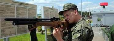 Стрельба из <b>пневматического</b> оружия - парк <b>Патриот</b>