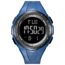 <b>Digital</b> Watch Mens Waterproof <b>SMAEL</b> Luxury Brand <b>Watches</b> Led ...