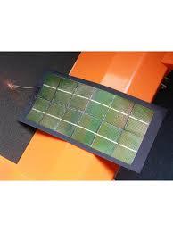 5W CIGS <b>Solar</b> Cloth - Seeed Studio