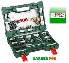 new - <b>Bosch</b> Drill/Screwdriver <b>91</b> Bit Accessory <b>2607017195</b> ...