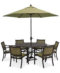 patio table and 6 chairs: furniture  furniture