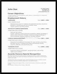 resume after first job tips  seangarrette coresume
