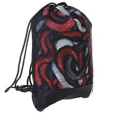 Купить <b>сумку Cayler</b> And Sons Milano Gym Bag Red Snakes/Black ...