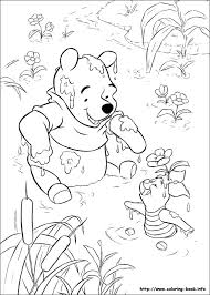 Small Picture Winnie the Pooh coloring pages on Coloring Bookinfo