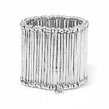 <b>Серебристый</b> браслет Olympia - купить за 10 750 руб. в Москве