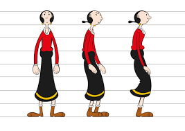 Image result for olive oyl