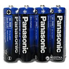 <b>Батарейки Panasonic</b> General Purpose угольно-цинковые <b>AA</b> (R6)