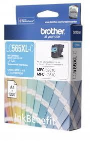 Купить <b>Brother LC565XLC</b> (голубой) в Москве в интернет ...
