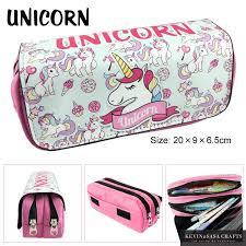 <b>Unicorn</b> Big Capacity <b>Pencil Case</b> Quality Pouch Can Hold 80 ...