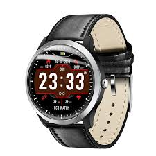 <b>N58 Smart Watch ECG</b> Monitoring Blood Pressure Heart Rate Test ...
