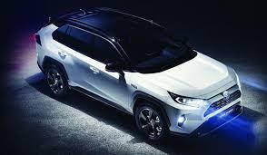 Купить автоаксессуары для Toyota RAV4 new (2019 - по н.в.) в ...