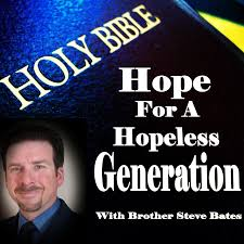Hope For A Hopeless Generation