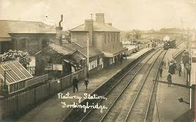 Fordingbridge railway station
