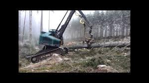 242 HVT harvesters / харвестер, Neuson Ecotec GmbH - YouTube