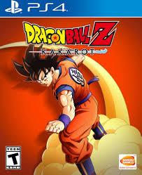 <b>Dragon Ball</b> Z: Kakarot Standard Edition PlayStation 4 12166 - Best ...