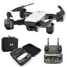 <b>New FPV RC Drone</b> With Live Video And Return Home Foldable RC ...
