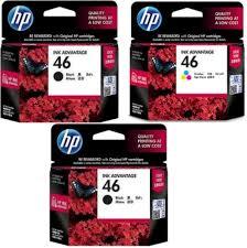 Купить <b>картридж</b> и тонер для принтеров/МФУ <b>HP 46</b> 2xBlack + <b>46</b> ...