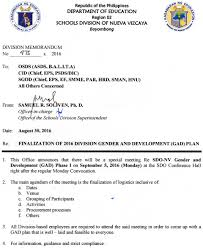 department of education schools division of nueva vizcaya