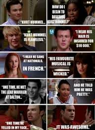 GLEE* underdogs on Pinterest | Glee, Glee Cast and Chord Overstreet via Relatably.com