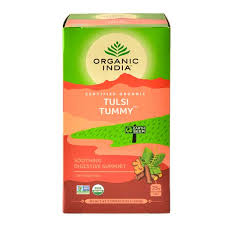 Buy <b>Organic</b> India Tulsi <b>Tummy</b> 25 <b>Tea</b> Bags | Free Shipping