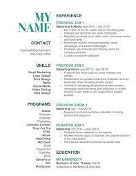 resume it please critique my marketing graphic design resume