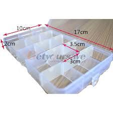 multi purpose tip tray  korean multipurpose sealed plastic storage case box  compartment for