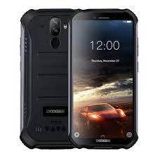 doogee s40 5.5 inch ip68 ip69k waterproof nfc android 9.0 4650mah ...