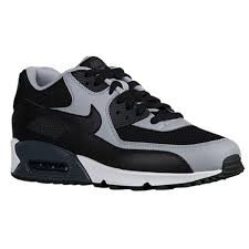 nike air max 90 mens black grey black grey nike air