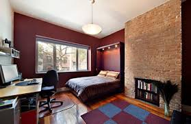 recessed lighting within the murphy bed unit above bed lighting
