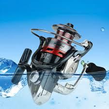 WALK FISH 13+1BB <b>Spinning Fishing Reel Metal</b> XS1000 7000 ...