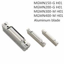 <b>10PCS</b> MGMN150 MGMN200 MGMN300 <b>MGMN400 H01</b> carbide ...