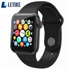 Letike W58 Bluetooth 5.1 <b>Smart Watch</b> 1.3 IPS Full Screen Touch ...