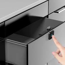 New <b>Drawer Intelligent Electronic Lock</b> File Cabinet Lock Storage ...