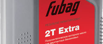 Полусинтетическое моторное <b>масло Fubag</b> 2T <b>Extra</b> для <b>2</b> ...