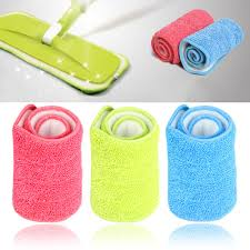 <b>1PC Replacement Microfiber mop</b> Washable Mop head Mop Pads ...