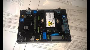 Fitting an SX-460 AVR to a Markon SC21G <b>alternator</b> - YouTube