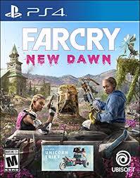 Far Cry New Dawn - PlayStation 4 Standard Edition ... - Amazon.com