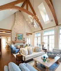 view in gallery skylights bring in ample ventilation in this room with vaulted ceiling bedroom cream feng shui