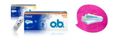 o.b.® <b>Compact Applicator Normal</b> I o.b. Tampons