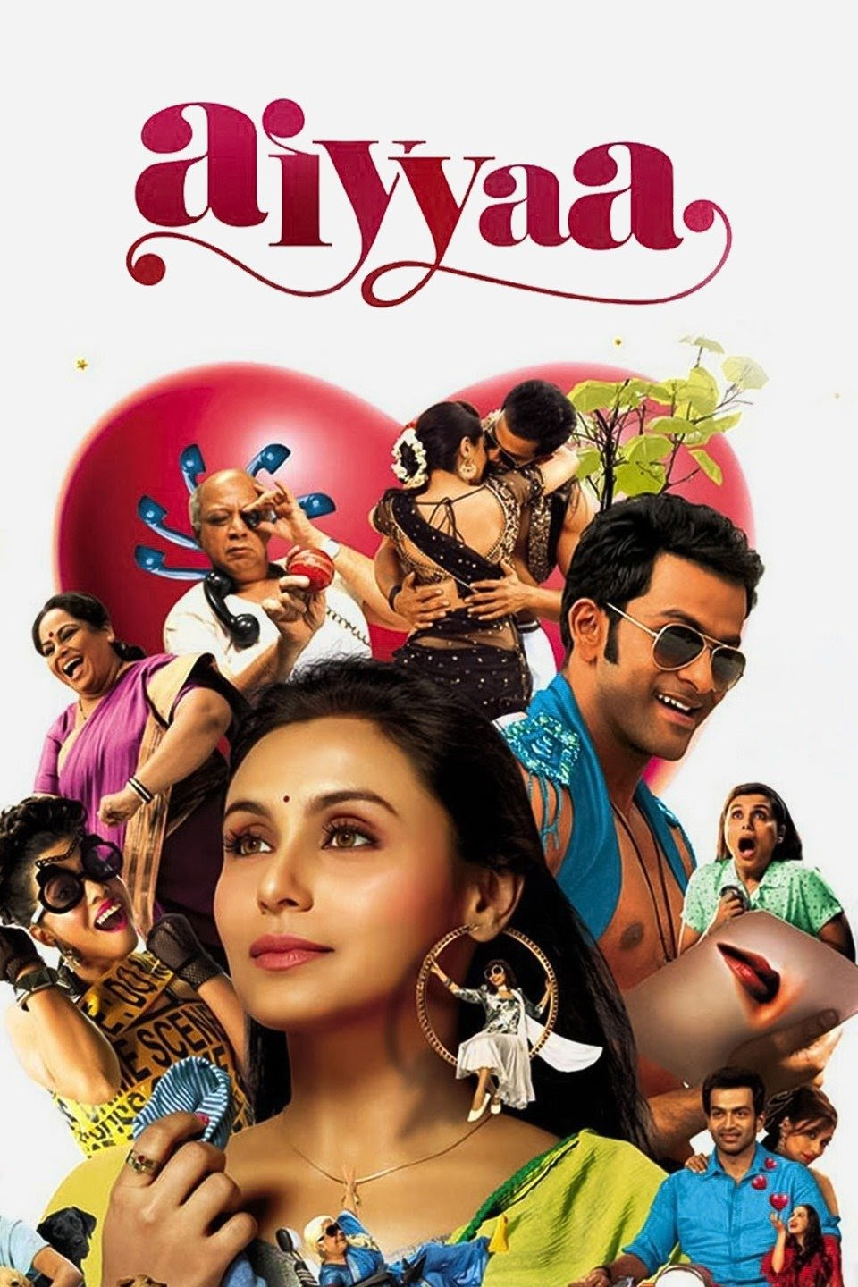 Download Aiyyaa full movie in 480p | 720p