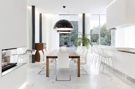 Dining Room Chairs White Pendant Lighting Over Dining Table Jhoneslavaco