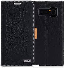 WWW Samsung Galaxy Note 8 Case, [<b>Crocodile Pattern</b>] Premium ...