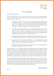 doc example of divorce papers divorce forms word doc700934 examples of divorce papers divorce essay papers example of divorce papers