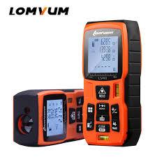 LOMVUM 40M <b>60m 80m 100m</b> Laser Rangefinder <b>Digital</b> Laser ...