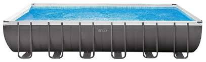 Бассейн <b>Intex</b> Ultra XTR <b>Rectangular Frame</b> 26364 — купить по ...
